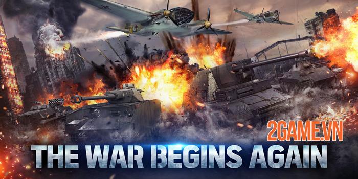 World of War Machines - Góc nhìn chiến thuật về đệ nhị thế chiến 0