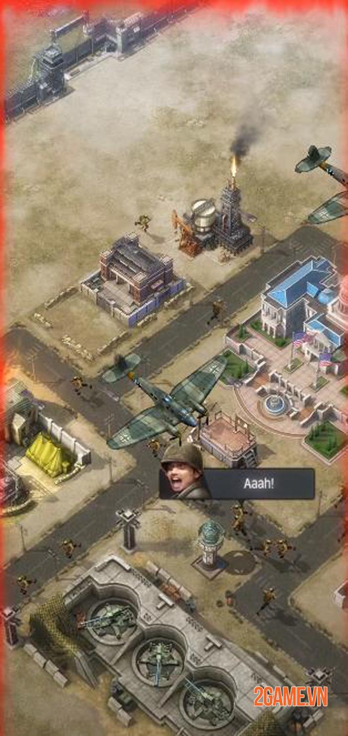 World of War Machines - Góc nhìn chiến thuật về đệ nhị thế chiến 2