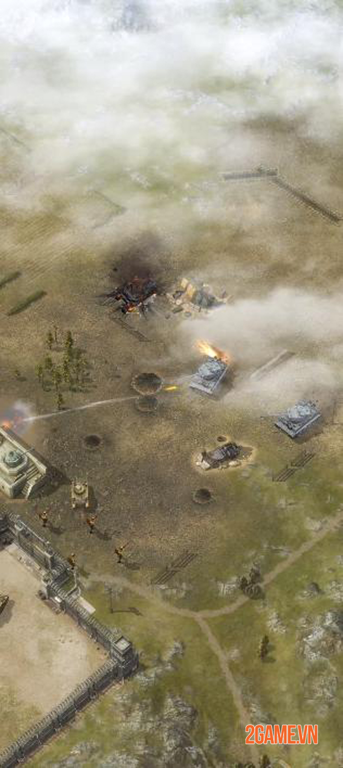 World of War Machines - Góc nhìn chiến thuật về đệ nhị thế chiến 3