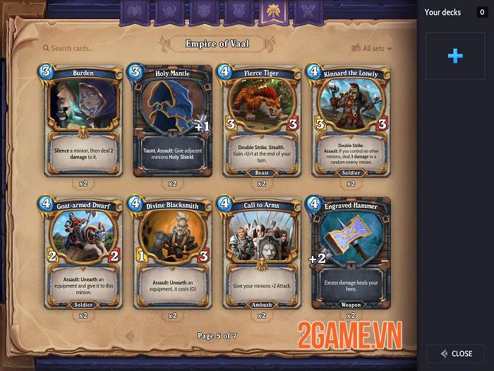 Runeverse - Game thẻ bài có lối chơi đơn giản, vui nhộn nhưng có tính chiến thuật 0