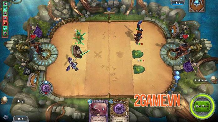 Runeverse - Game thẻ bài có lối chơi đơn giản, vui nhộn nhưng có tính chiến thuật 2