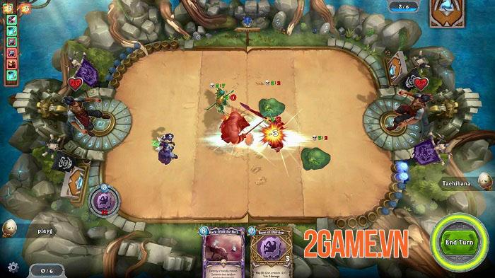 Runeverse - Game thẻ bài có lối chơi đơn giản, vui nhộn nhưng có tính chiến thuật 3
