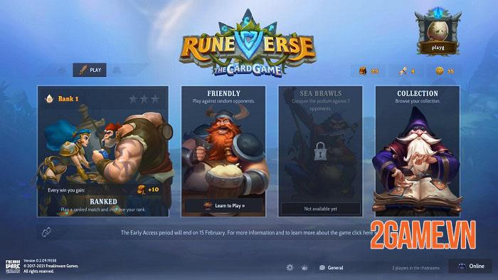 Runeverse - Game thẻ bài có lối chơi đơn giản, vui nhộn nhưng có tính chiến thuật 4