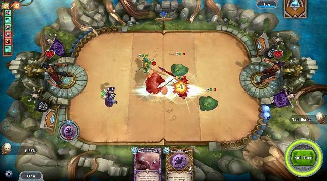 Runeverse – Game thẻ bài có lối chơi đơn giản, vui nhộn nhưng có tính chiến thuật
