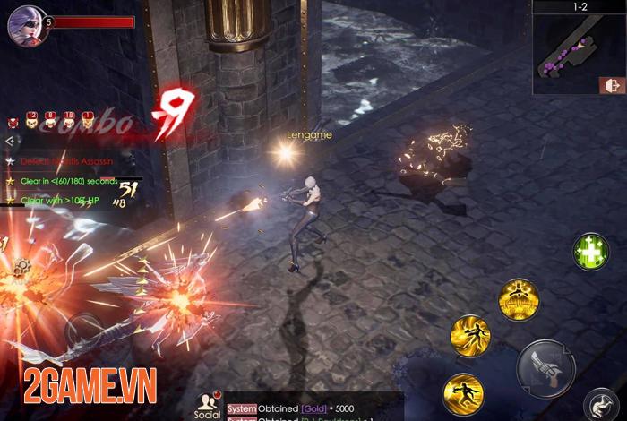 Dark Nemesis Mobile - Cực phẩm PK rộng cửa chào đón game thủ 0