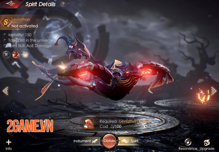 Dark Nemesis Mobile - Cực phẩm PK rộng cửa chào đón game thủ 3