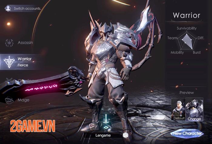 Dark Nemesis Mobile - Cực phẩm PK rộng cửa chào đón game thủ 2