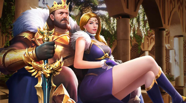 Road of Kings – Con đường đế vương đâu có dễ đi