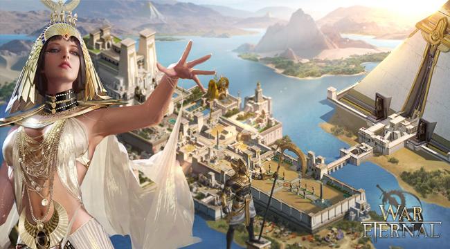 War Eternal – Sự trỗi dậy của vương triều Pharaoh