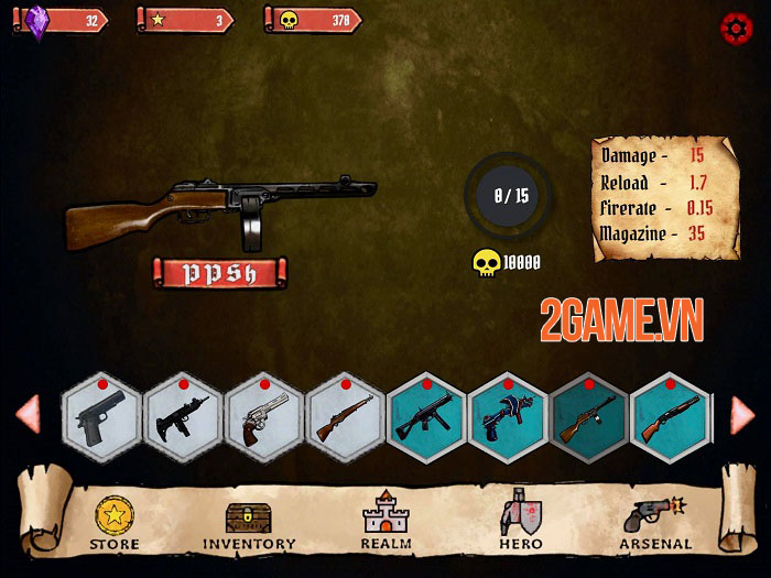 Demon Realms - Game bắn súng hành động với các yếu tố RPG 4