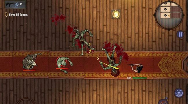 Demon Realms – Game bắn súng hành động với các yếu tố RPG