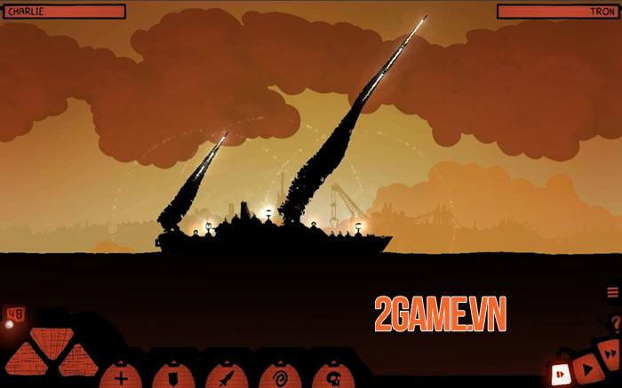 Battlecruisers - Game chiến thuật thời gian thực 2D khai mở bản beta 3