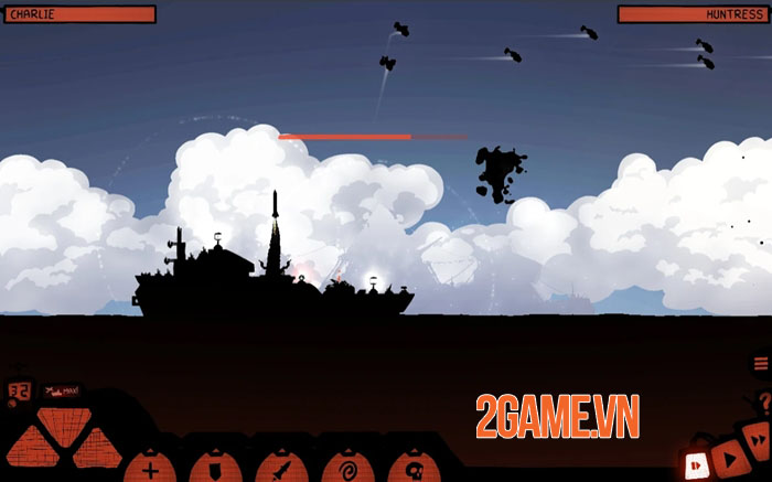 Battlecruisers - Game chiến thuật thời gian thực 2D khai mở bản beta 4