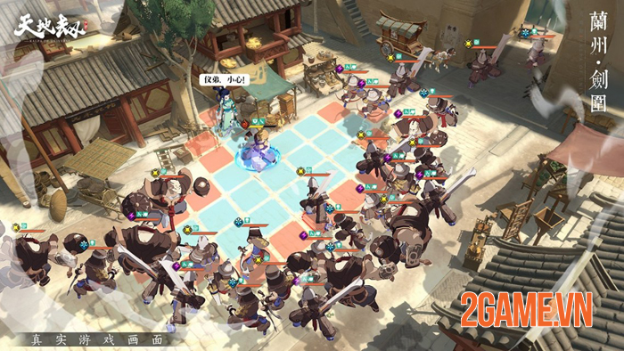 Kapla of Universe - Game nhập vai cổ điển hoàn hảo dành cho mobile 2