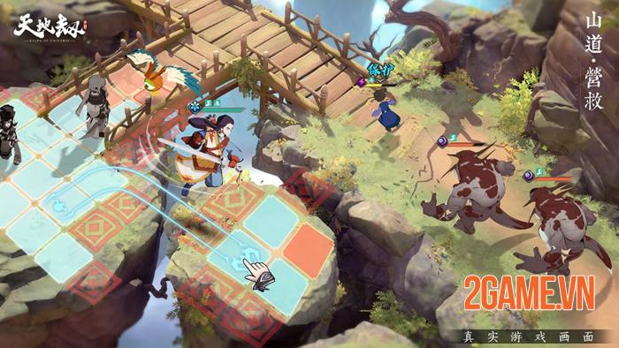 Kapla of Universe - Game nhập vai cổ điển hoàn hảo dành cho mobile 4