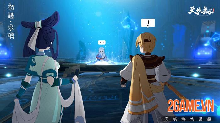 Kapla of Universe - Game nhập vai cổ điển hoàn hảo dành cho mobile 1