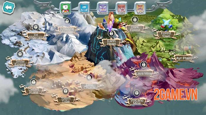 Ancient Fantasy - Game nhập vai nhàn rỗi hệ cổ điển với hơn 200 anh hùng 0