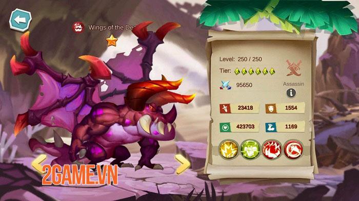 Ancient Fantasy - Game nhập vai nhàn rỗi hệ cổ điển với hơn 200 anh hùng 4