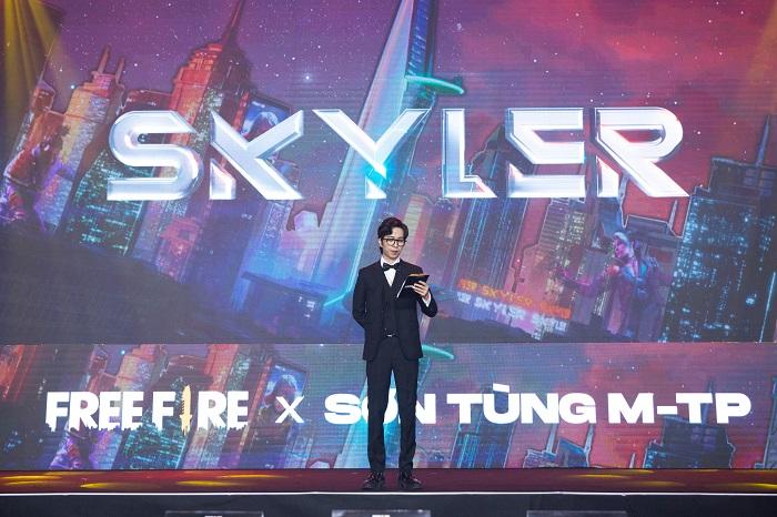 Free Fire hợp tác cùng Sơn Tùng M-TP cho ra mắt nhân vật Việt Nam đầu tiên 0
