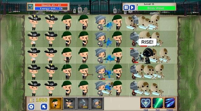 Mystic Hammer – Sự kết hợp giữa game nhập vai hành động và phòng thủ tháp