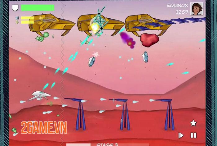 The Day We Fought Space - Game bắn súng không gian tung trailer siêu