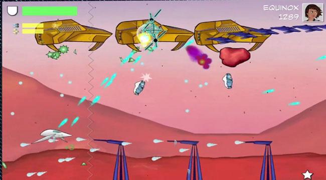 """The Day We Fought Space – Game bắn súng không gian tung trailer siêu """"thính"""""""