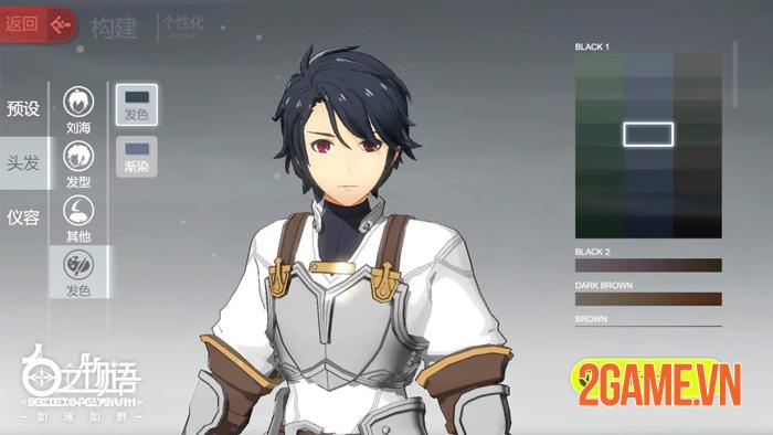 Secret Of Elysium hút hồn game thủ với đồ họa và lối chơi độc đáo 2