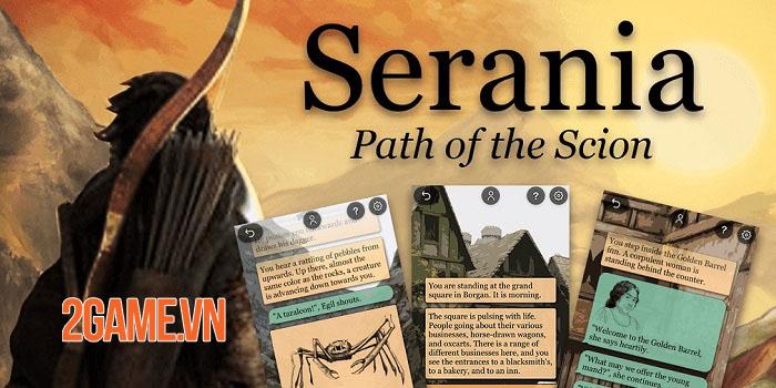 Serania - Path of the Scion: Game nhập vai phiêu lưu bối cảnh giả tưởng Bắc Âu 0