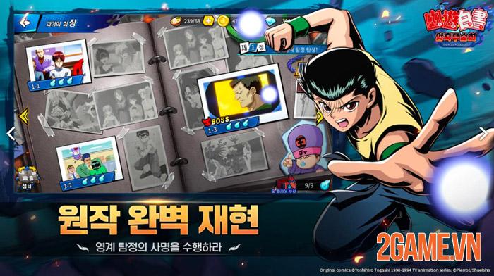YuYu Hakusho: Dark Martial Arts - Nhất Dương Chỉ tái xuất 0
