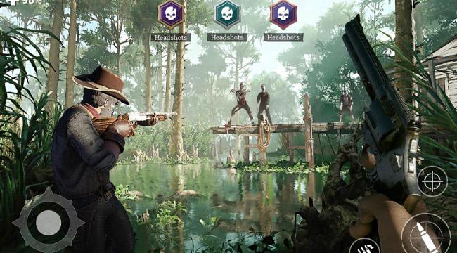 Crossfire Survival – Game sinh tồn săn quái vật hấp dẫn