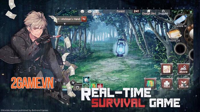 Immortal Soul: Black Survival - Game sinh tồn kinh dị hỗ trợ đa nền tảng 2