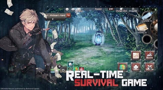 Immortal Soul: Black Survival – Game sinh tồn kinh dị hỗ trợ đa nền tảng