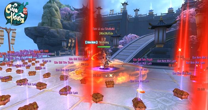 GOSU chính thức là NPH độc quyền tựa game Kiếm Vũ Càn Khôn 3