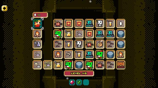 Questkeep – Game roguelike đáng yêu với nhiều câu hỏi kích thích tư duy cuộc sống