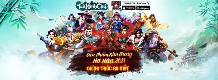 Tặng 999 giftcode Tân Minh Chủ SohaGame mừng ra mắt chính thức 0