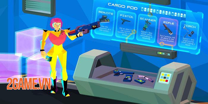 The Captain is Dead - Bản mobile của board-game khoa học viễn tưởng cùng tên 1