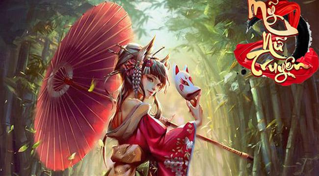 Mỹ Nữ Truyện – Hành trình chiêu mộ harem của game thủ