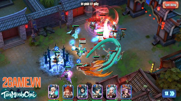 Tân Minh Chủ Mobile – Game thẻ tướng hot nhất để chơi ngày Tết