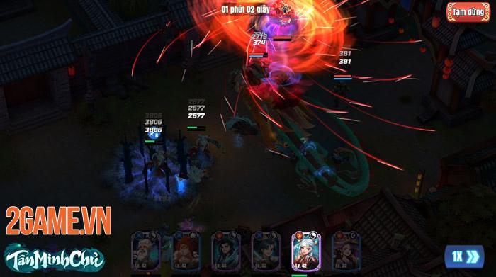 Tân Minh Chủ Mobile - Game thẻ tướng hot nhất để chơi ngày Tết 0
