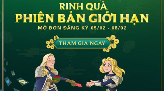 Huyền Thoại Runeterra: Chơi thăng hạng – Rinh quà phiên bản giới hạn