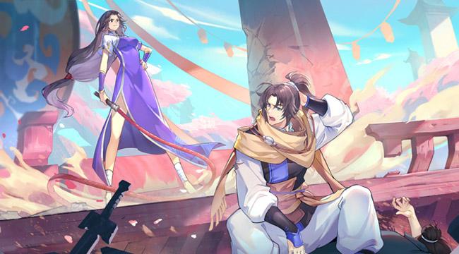Chinese Paladin: Sword and Fairy JY – Game thẻ bài nhân phẩm đỉnh cao