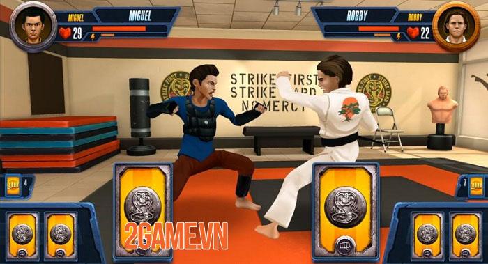 Cobra Kai: Card Fighter - Game thẻ bài chiến thuật dựa trên series phim nổi tiếng 1
