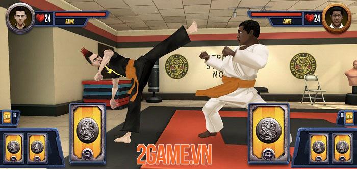 Cobra Kai: Card Fighter - Game thẻ bài chiến thuật dựa trên series phim nổi tiếng 2