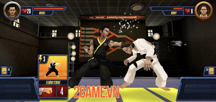 Cobra Kai: Card Fighter - Game thẻ bài chiến thuật dựa trên series phim nổi tiếng 3