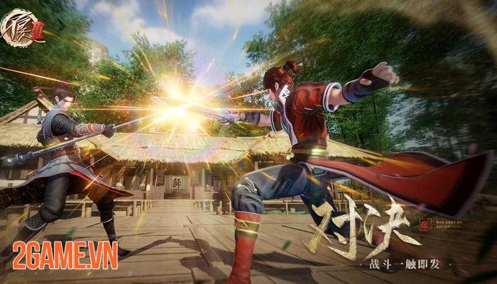 Injustice Samurai 3 - Game mobile với lối chơi và chất lượng PC 1