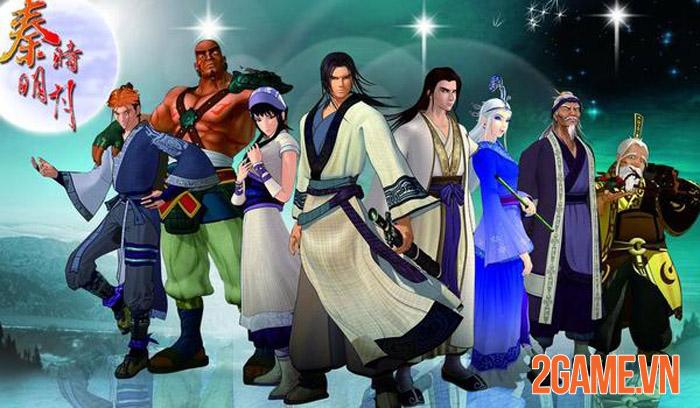 Siêu phẩm The Legend of Qin Mobile của Tencent chính thức lộ diện 0