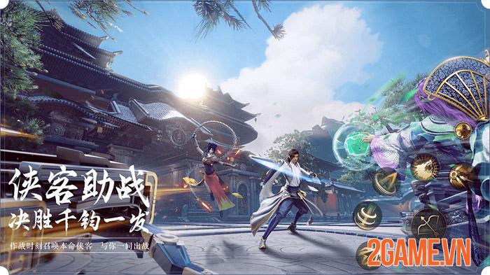 Siêu phẩm The Legend of Qin Mobile của Tencent chính thức lộ diện 3