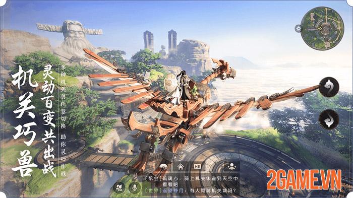 Siêu phẩm The Legend of Qin Mobile của Tencent chính thức lộ diện 2