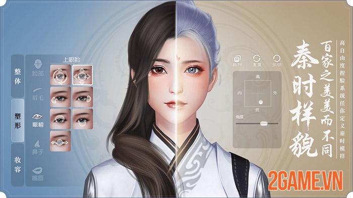 Siêu phẩm The Legend of Qin Mobile của Tencent chính thức lộ diện 1