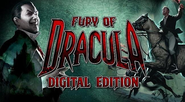 Fury of Dracula – Board game chiến thuật cổ điển được đưa lên mobile
